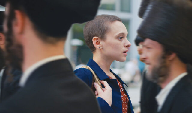 Unorthodox, TV mini-serija (Ana Vinger / Marija Šreder)