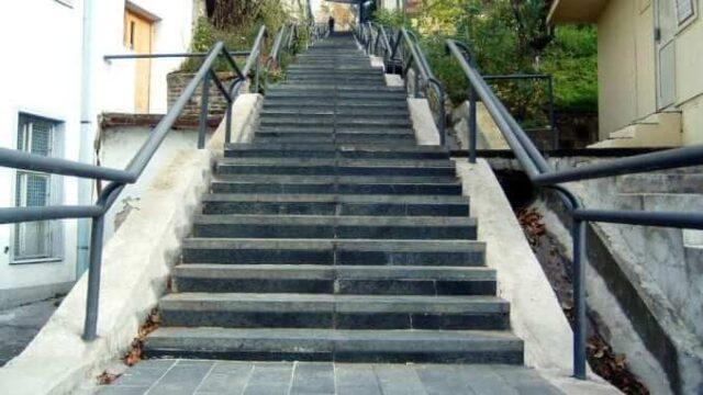 Velike stepenice danas