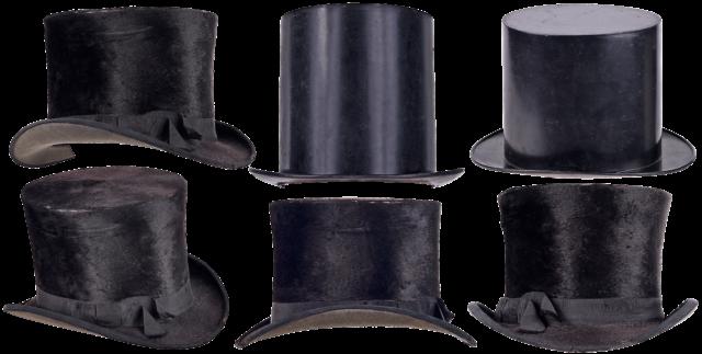 Cilindar - šešir za gospodu visokog ranga, ali i za mađioničare