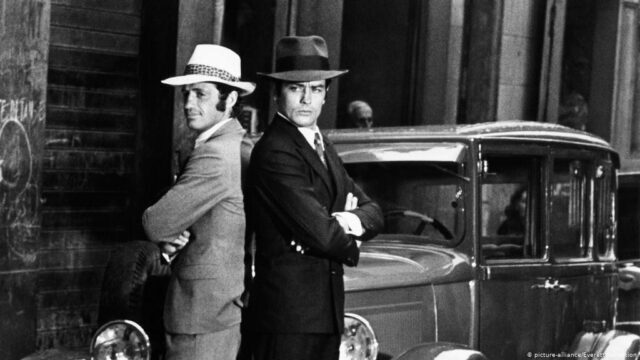 Gangsta šeširi u francuskoj verziji