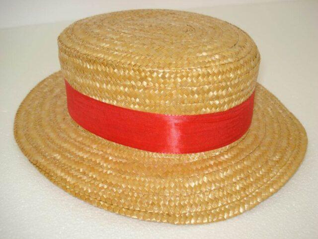 Kanotje (kod nas ga (pogrešno) zovu i borsalino, i skadarlijski i žirado šešir...)