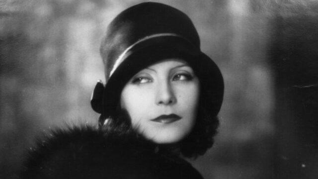 Kloše, šešir u obliku zvonceta (fr. cloche), modni hit dvadesetih godina prošlog veka - Greta Garbo