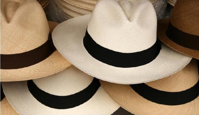 Panama šešir - prvenstvena mu je uloga da štiti od sunca, pa se uglavnom izrađuje od slame