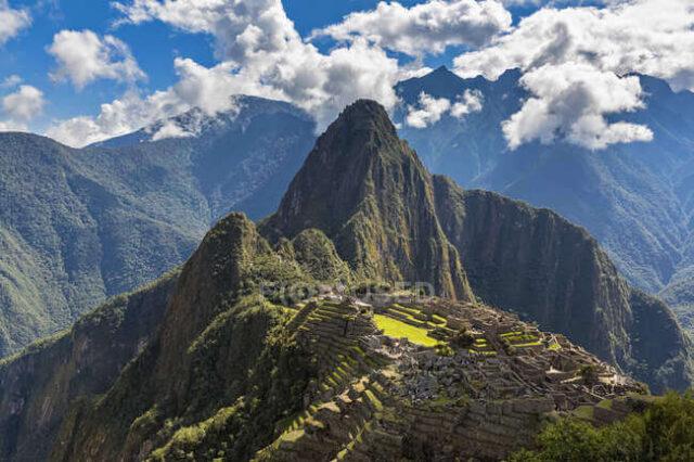 Maču Pikču (Andi, Peru)