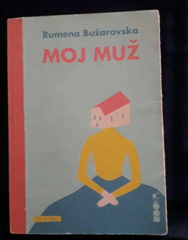 """""""Moj muž"""" i """"Nikuda ne idem"""" – Rumena Bužarovska (Booka)"""