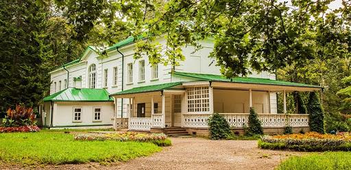 Kuća Tolstojevih u Jasnoj poljani, sada muzej