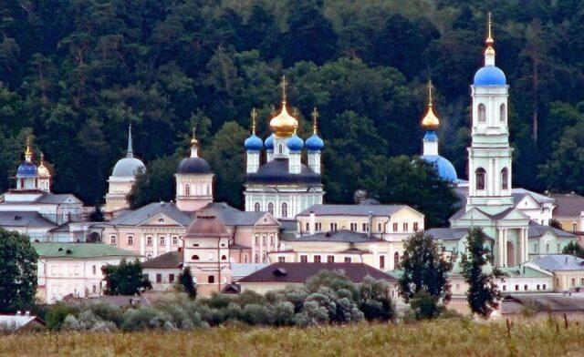 Optina pustinj – povodom sto desete godišnjice Tolstojeve smrti