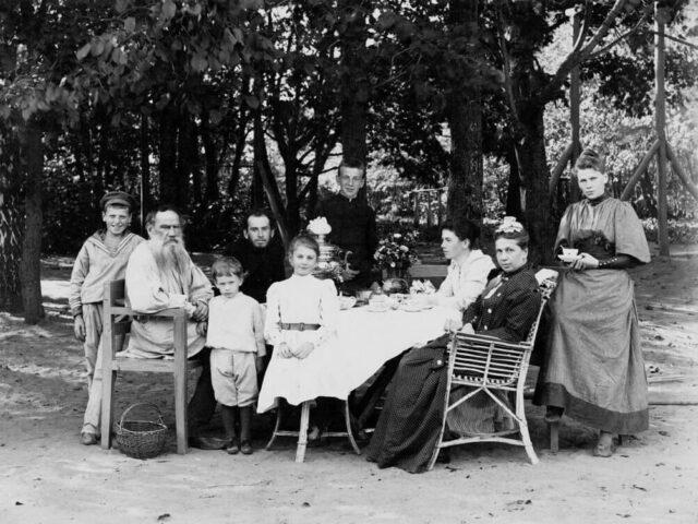 Tolstojevi u Jasnoj poljani