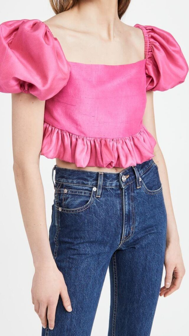 Moderna top-bluza