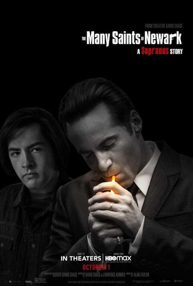 Mafijaški sveci Njuarka (Priča o porodici Soprano) – Alan Tejlor