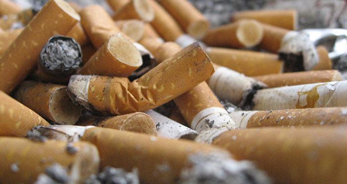 Pasivno pušenje