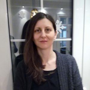 Irena Motika, terapeut danske telesne terapije