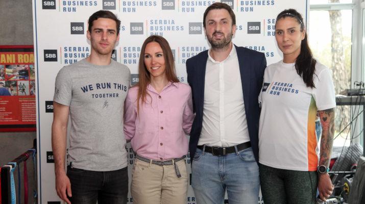 STARTuje SBB Serbia Business Run – ZNAM DA MOŽEŠ!