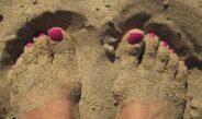 Zdrava stopala tokom leta